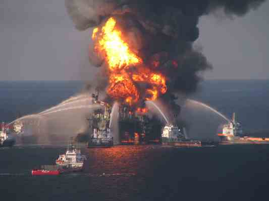Deepwater Horizon - Gulf of Mexico